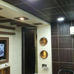 PVC False Ceiling Designs