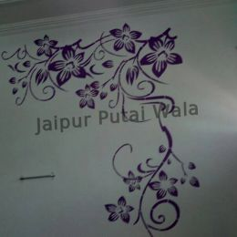 Stencil Designs For BedRoom, Hall